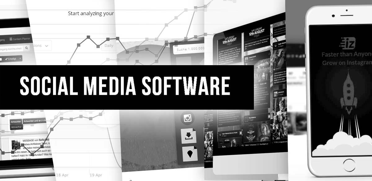 18+1 Sosiaalisen median markkinointityökalu: Ohjelmistot Facebookille, Youtubelle, Instagramille + verkkokurssit