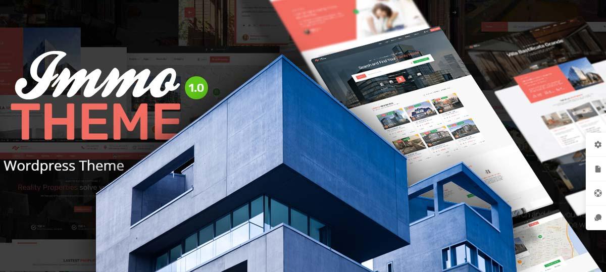 Kiinteistönvälittäjä WordPress Teemat: Market House ja Apartment - Suositukset