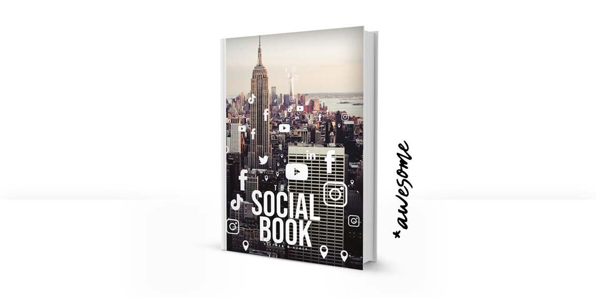 The Social Book - Sosiaalisen median markkinoinnin perusteet opiskelijoille + johtajille