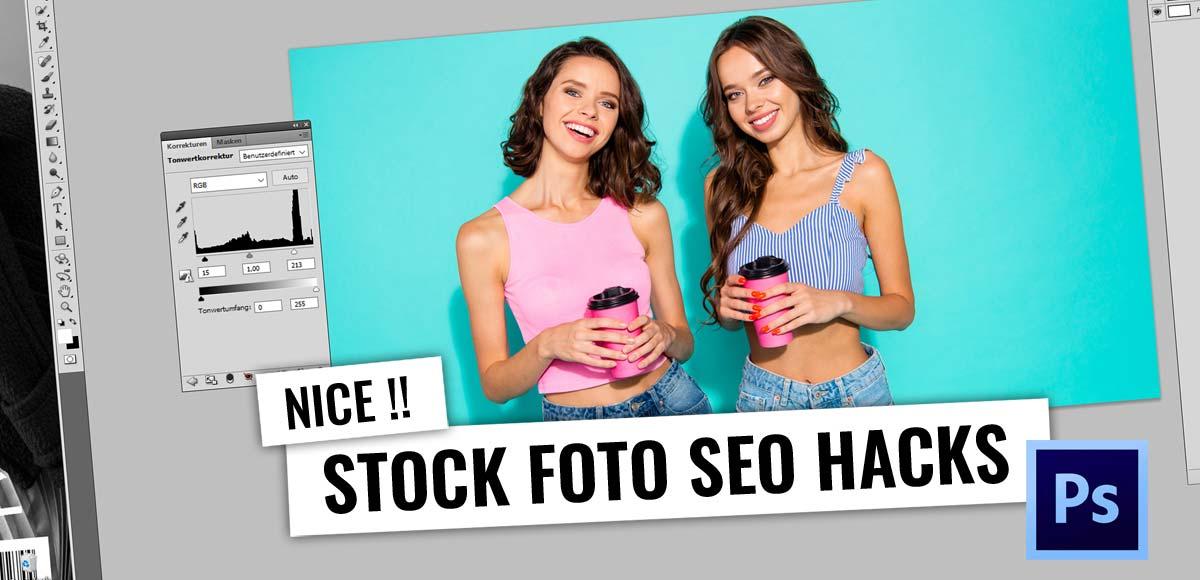 SEO & Photoshop - Duplicate Stock Photos! Halpaa ja ilmaista: video-opastus