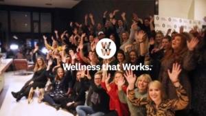 WW New Year Get Together: Vaikuttajatapahtuma Throwback + Video