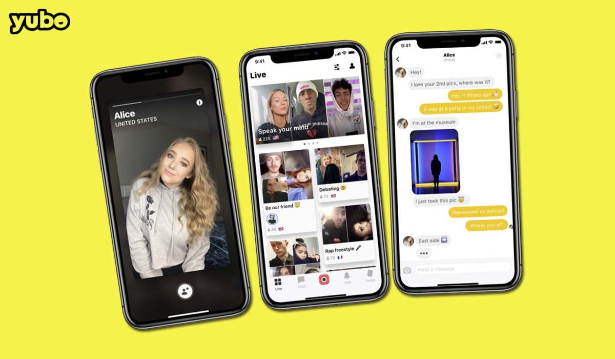 Yubo: Uusi TikTok / Instagram? Trendianalyysi - Sovellus yhdistää Snapchatin ja Youtuben